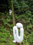 Skulpturenpark museum zeittunnel wülfrath