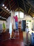 Atelier für Malerei